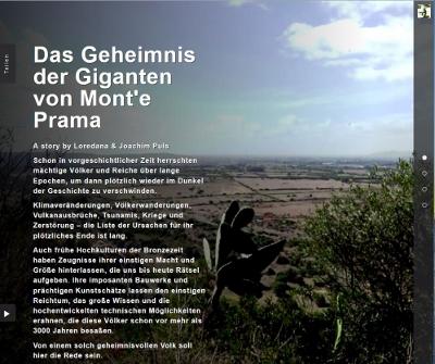 Das Geheimnis der Giganten von Monte Prama