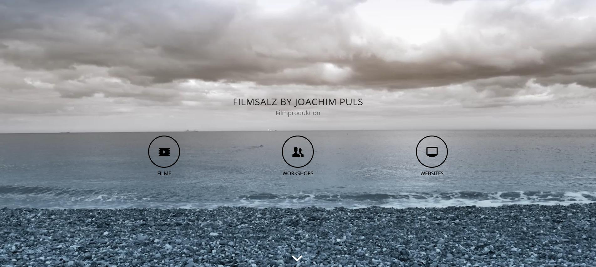 filmsalz by Joachim Puls - Startseite